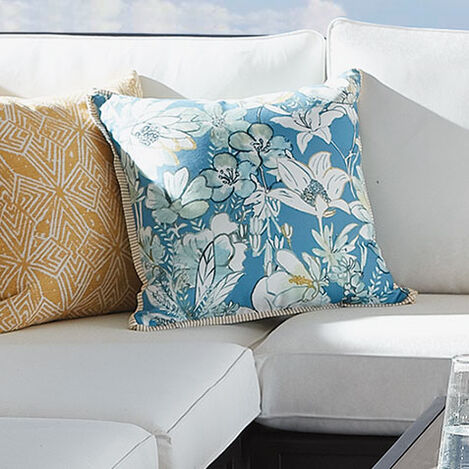 Oasis Floral Pillow Product Tile Hover Image 404719