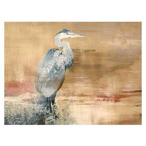 Painted Crane II Product Tile Image 1130358