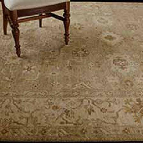 Oushak Rug, Light Gold/Ivory Product Tile Hover Image 041518