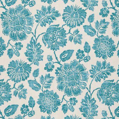 Amara Turquoise Fabric ,  , large