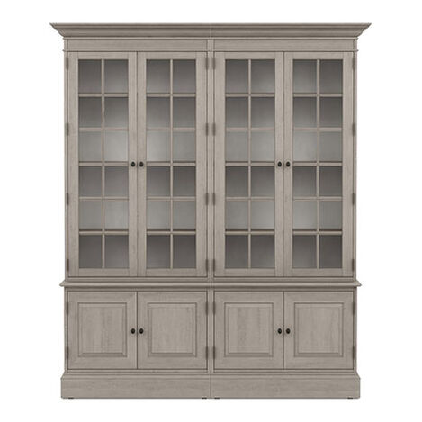 Villa Double Library Bookcase Product Tile Image 139351G
