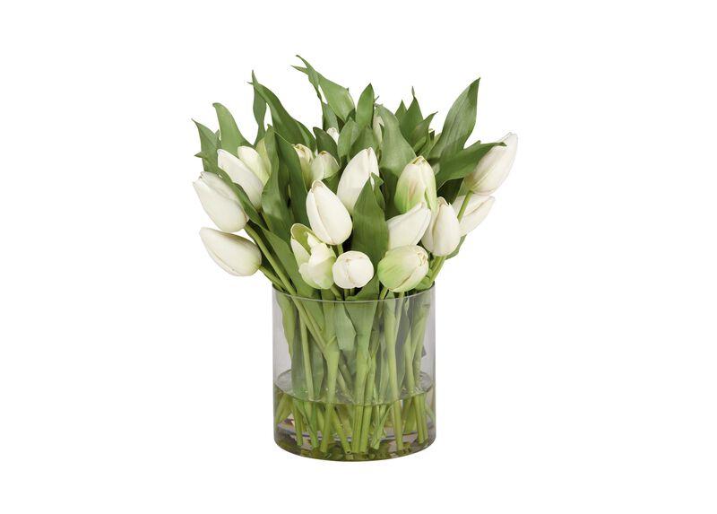 White Tulip Watergarden