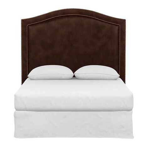 Isabel Leather Headboard Product Tile Image 72737HDB
