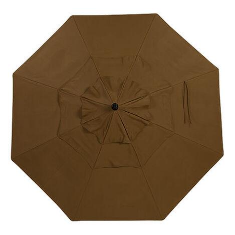 Parasol de Couleur Cacao Product Tile Hover Image 408050 CO716