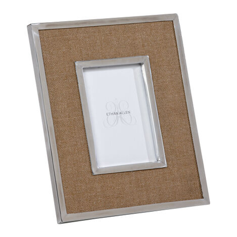 "Natural Wool 5"" x 7"" Photo Frame ,  , large"