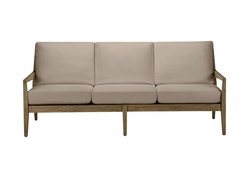 Bridgewater Cove Teak Sofa