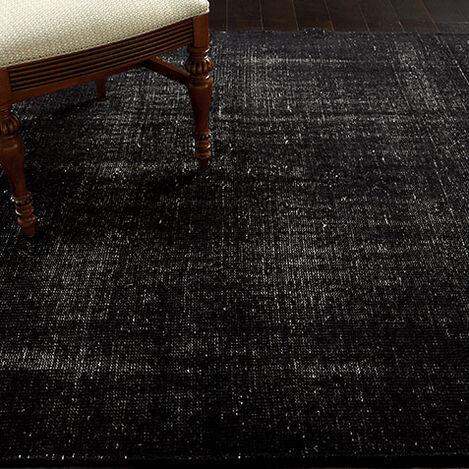 Vintage Black Rug 11' x 14' Product Tile Hover Image 041278T