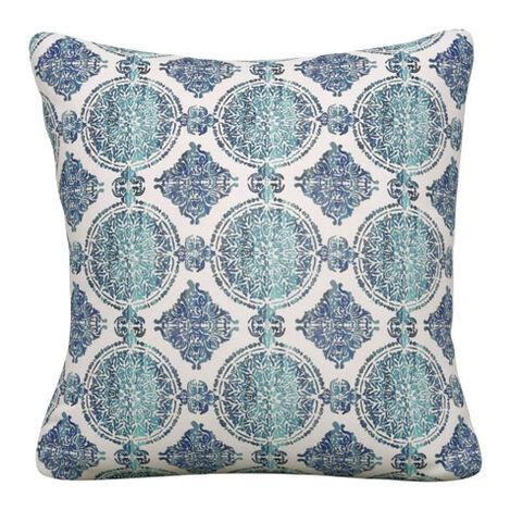 Falco Indigo Outdoor Pillow Product Tile Image 408111 P8688