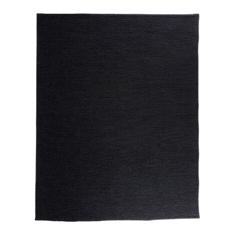 Braided Choti Rug, Black Product Tile Image 041276T