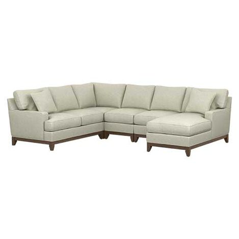 Arcata Five-Piece Sectional with Chaise Product Tile Image 202120G2