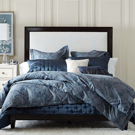 Andover Low Upholstered Bed Product Tile Hover Image 395640