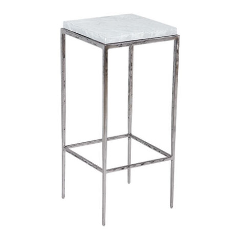 Griffith Stone-Top Accent Table Product Tile Image 129219   11C