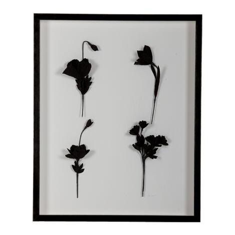 Ebony Flowers II Product Tile Image 079612B