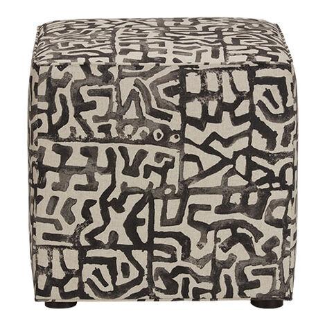 Kendrick Cube Ottoman Product Tile Image G01000