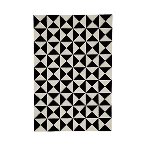 Totally Triangle Rug ,  , large
