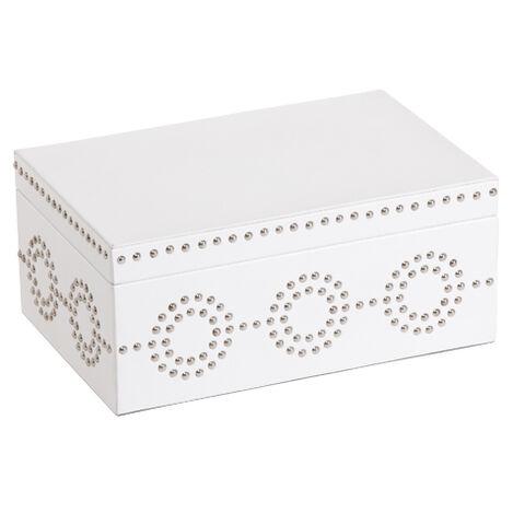 White Nail Deco Box ,  , large
