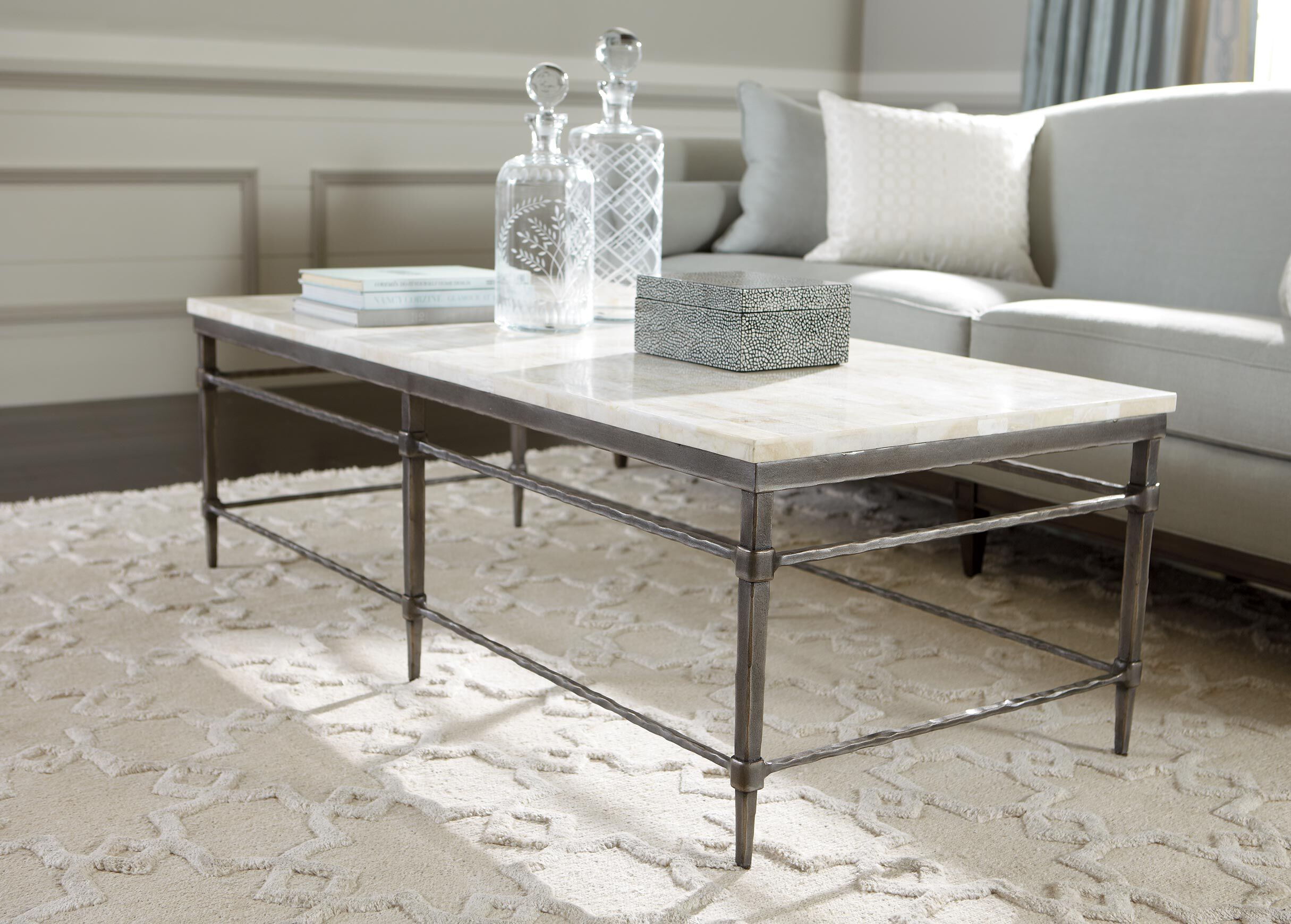 stone coffee table top