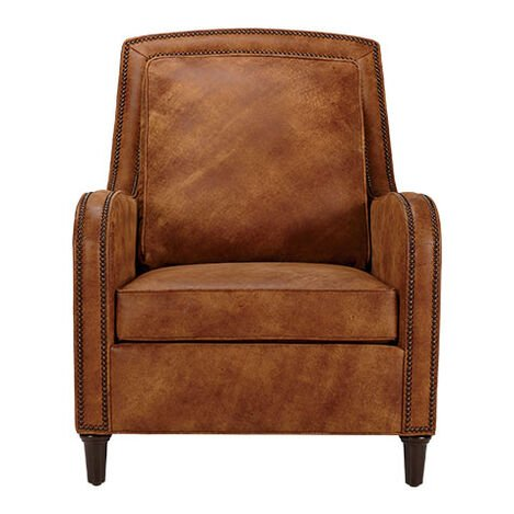 Malone Leather Chair ,  , large