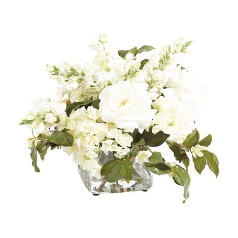 Bouquet Blanc Mixte ,  , large
