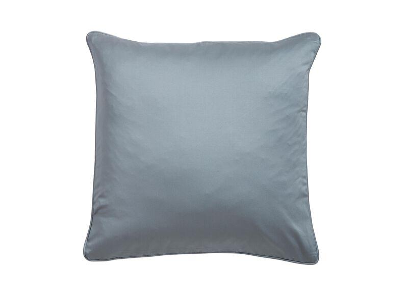 Salena Square Pillow, Mist Blue