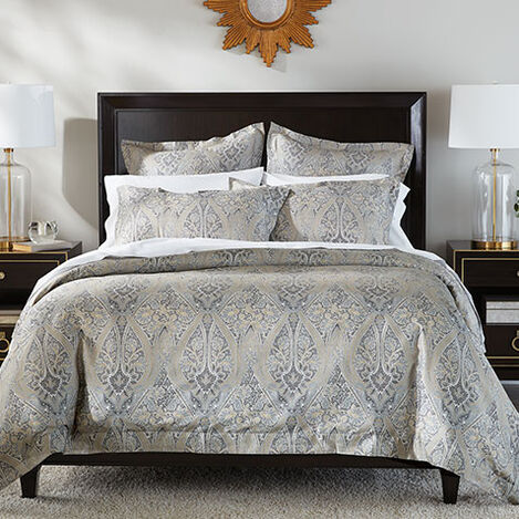 Classic Paisley Duvet Cover and Shams Product Tile Image classicpaisley