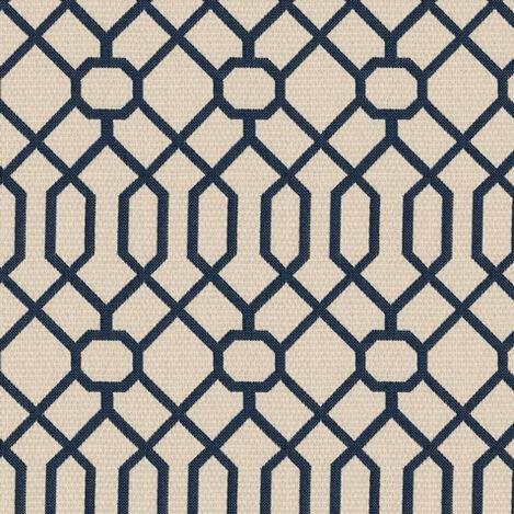 Tobago Indigo Fabric ,  , large