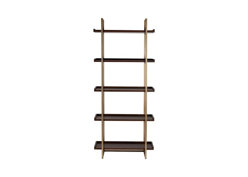 Dillonvale Display Bookcase