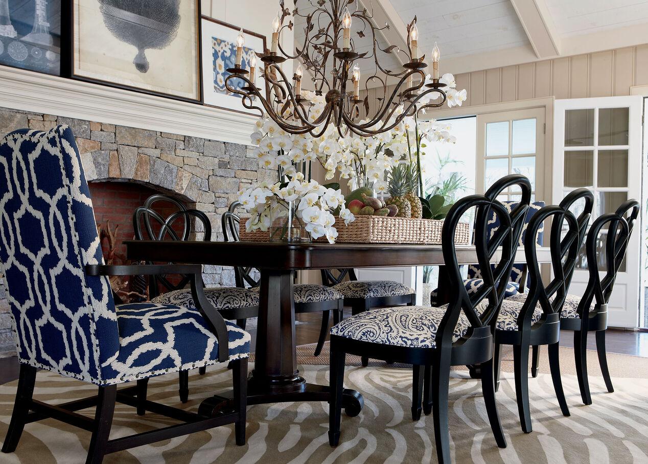 Very Martha Washington Chair | Arm & Host Chairs | Ethan Allen UE44