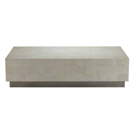 Braemore Rectangular Plinth-Base Coffee Table Product Tile Image 368200