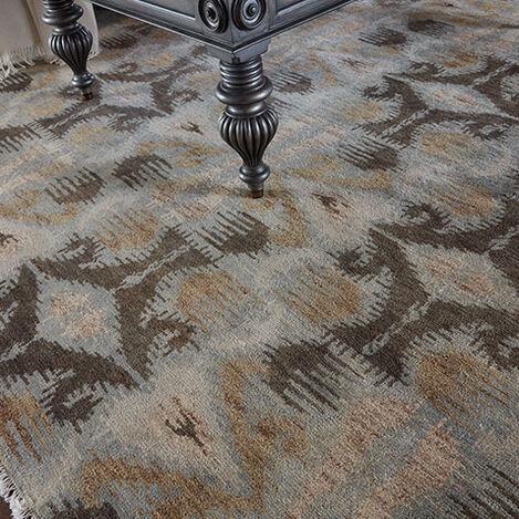 Tapis Ikat moderne Product Tile Hover Image 041442