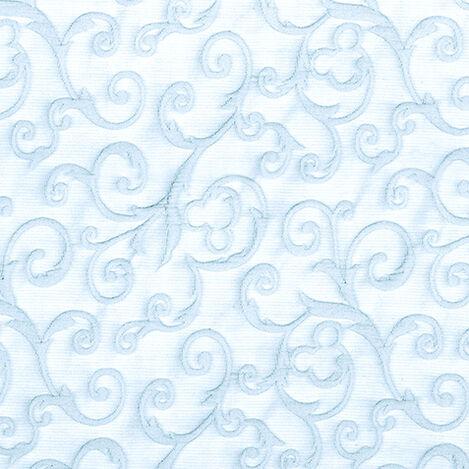 Splendid Ice Blue Fabric ,  , large