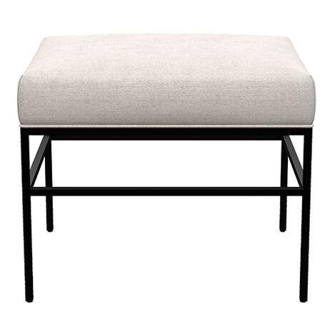 Ferri Upholstered Pullup Metal Ottoman Product Tile Image 132522