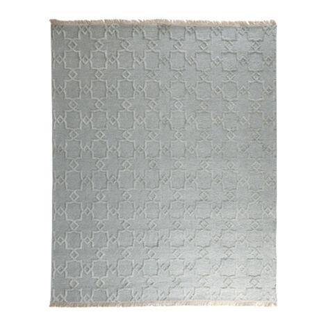 Lattice Soumak Rug, Seafoam Product Tile Image 041242