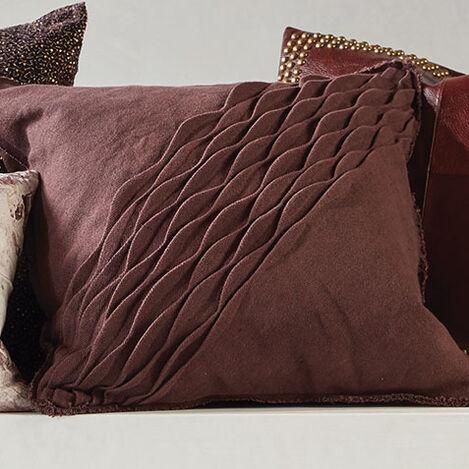 Diagonal Pleated Pillow Product Tile Hover Image Diagonalpleatedpillow