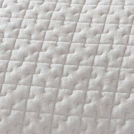 Salena Velvet Coverlet and Sham, Pearl Product Tile Hover Image SalenaVelvetPearl