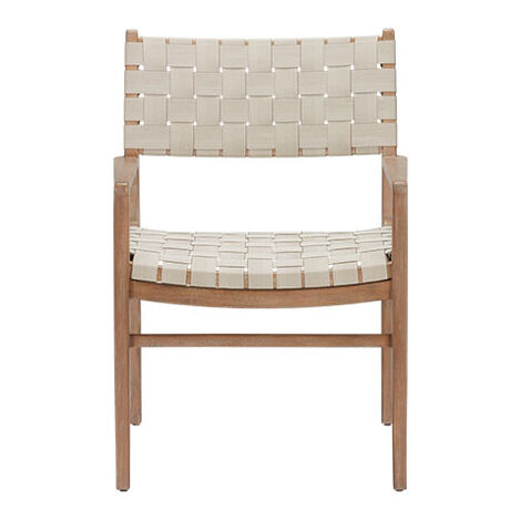 Marteen Woven Dining Armchair Product Tile Image 226530A