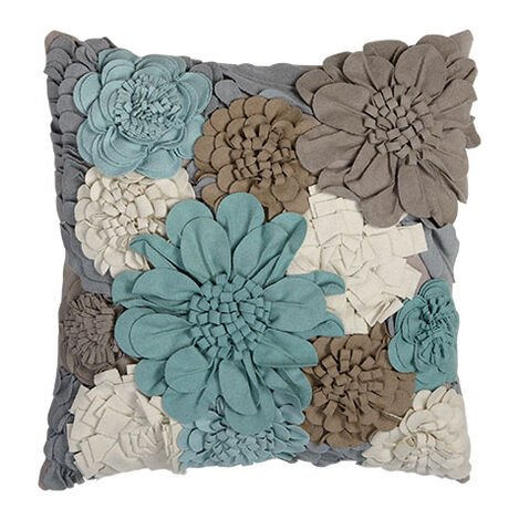 Wildflower Pillow ,  , large