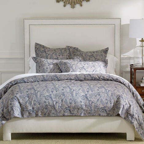 Lorelle Paisley Duvet Cover and Shams Product Tile Image lorellepaisley