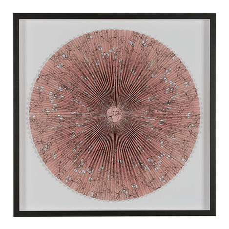 Pink Blossom Fan ,  , large