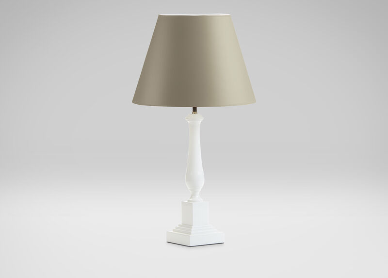 Magee Dove Gray Table Lamp ,  , large_gray