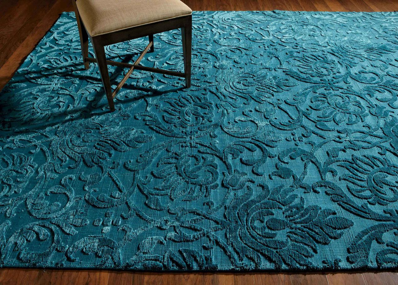 jacquard rugs ethan damask floral null rug en ca shop charcoal in images allen and