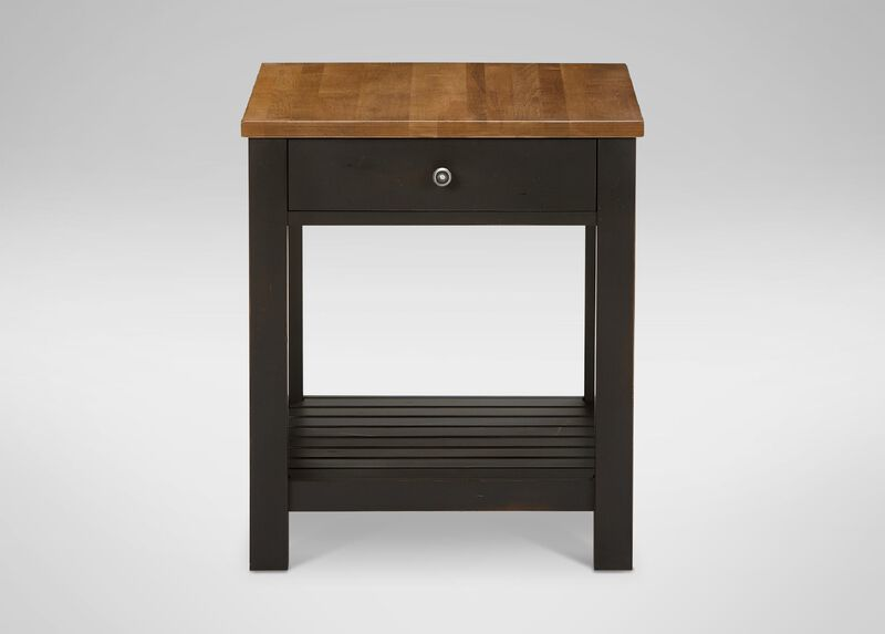 William End Table ,  , large_gray