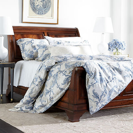 Somerset Sleigh Bed Product Tile Hover Image 345640