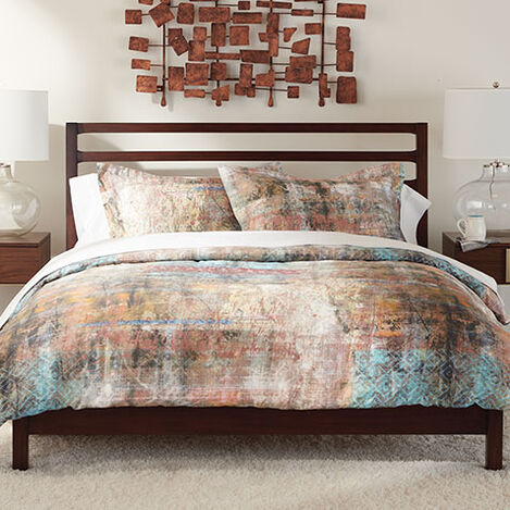 Domina Printed Duvet Cover and Shams Product Tile Image DominaPrinted
