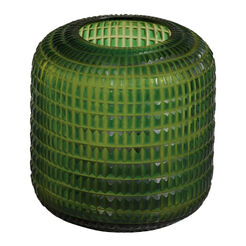 Small Lucira Emerald Vase Recommended Product