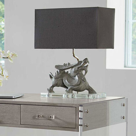 Foo Dragon Desk Lamp Product Tile Hover Image 097290BS
