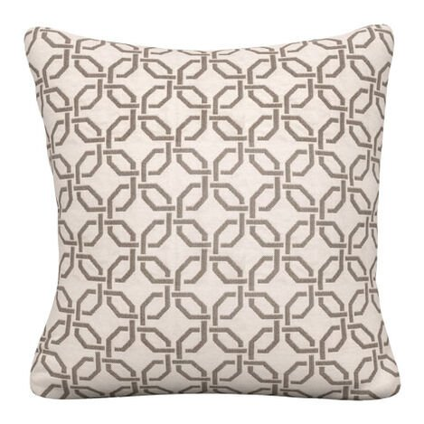 Lyle Gray Outdoor Pillow ,  , large