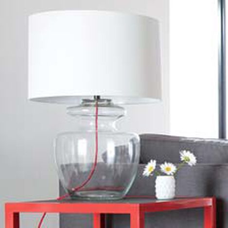 Grand Glass Table Lamp ,  , hover_image