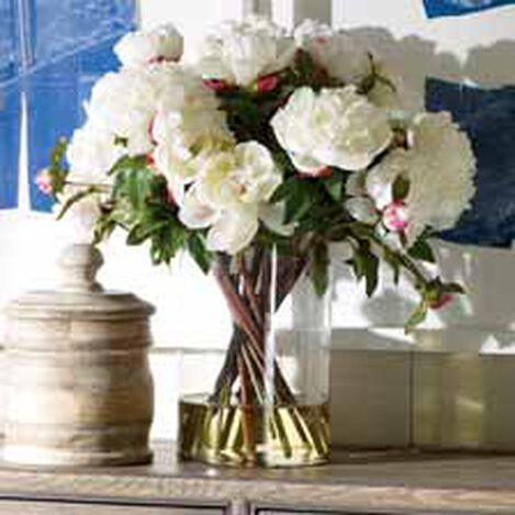 Tall White Peony Watergarden ,  , hover_image