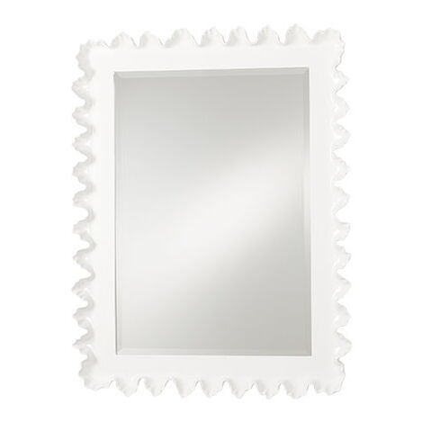 Scalloped Mirror Product Tile Image 074417